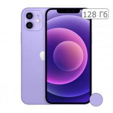 iPhone 12, 128 ГБ, фиолетовый