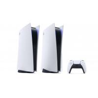 Игровая приставка Sony PlayStation 5 (Белая) с дисководом