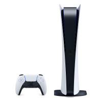 Игровая приставка Sony PlayStation 5 Digital Edition (Белая)