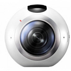 Экшн-камера Samsung Gear 360 (белый)