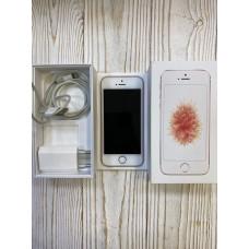 iPhone Se 32 гб Rose Gold