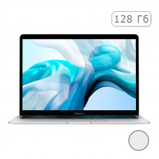 """MacBook Air 13"""" Dual-Core i5 1,6 ГГц, 8 ГБ, 128 ГБ SSD, Silver MREA2RU/A"""