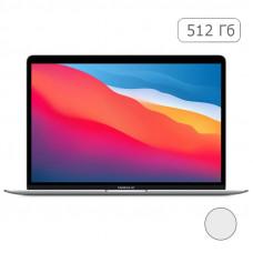 MacBook Air (M1, 2020) 8 ГБ, 512 ГБ SSD, Silver MGNA3RU/A