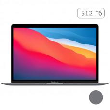 MacBook Air (M1, 2020) 8 ГБ, 512 ГБ SSD, Space Gray