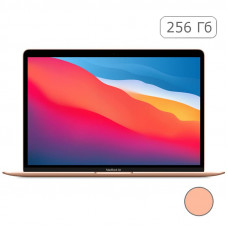 MacBook Air (M1, 2020) 8 ГБ, 512 ГБ SSD, Gold MGNE3RU/A
