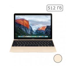 "MacBook 12"" Retina Gold 512Gb Flash MNYL2"