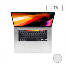 "Apple MacBook Pro 16"" 8 Core i9 2,3 ГГц, 16 ГБ, 1 ТБ SSD, AMD RPro 5500M, Touch Bar, Silver, MVVM2RU/A"
