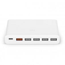 Зарядное устройство Xiaomi Millet USB 60W Fast Charger White