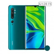 Xiaomi Mi Note 10 6/128GB Зеленый / Aurora Green