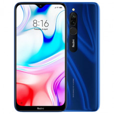 Xiaomi Redmi 8 3/32GB Blue, голубой