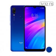 Xiaomi Redmi 7 3/32 Gb Синий / Blue