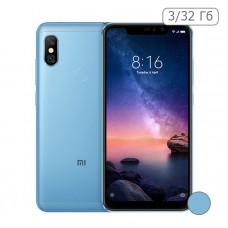 Xiaomi Redmi Note 6 Pro 3/32 Gb Синий / Blue