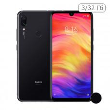 Xiaomi Redmi Note 7 3/32 Gb Черный / Space Black
