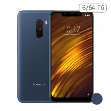 Xiaomi Pocophone F1 6/64 Gb Синий / Blue
