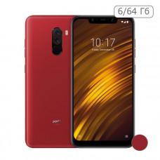 Xiaomi Pocophone F1 6/64 Gb Красный / Red