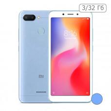 Xiaomi Redmi 6 3/32 Gb Синий / Blue