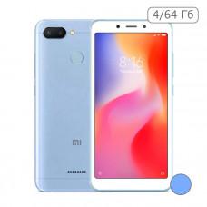 Xiaomi Redmi 6 4/64 Gb Синий / Blue