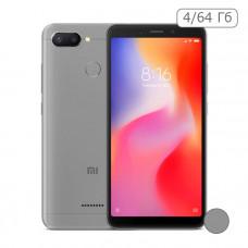 Xiaomi Redmi 6 4/64 Gb Серый / Grey