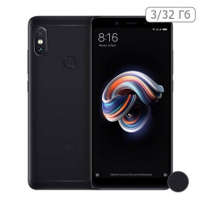 Xiaomi Redmi Note 5 3/32 Gb Черный / Black