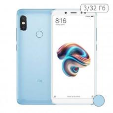 Xiaomi Redmi Note 5 3/32 Gb Голубой / Blue