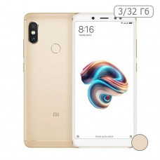 Xiaomi Redmi Note 5 3/32 Gb Золотой