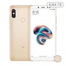 Xiaomi Redmi Note 5 4/64 Gb Золотой / Gold