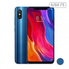 Xiaomi MI 8 6/64 Gb Синий / Blue