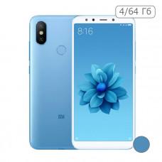 Xiaomi Mi A2 4/64 Голубой / Blue