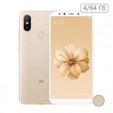 Xiaomi Mi A2 4/64 Золотой / Gold