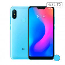 Xiaomi Mi A2 Lite 4/32 Голубой / Blue
