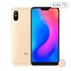 Xiaomi Mi A2 Lite 4/64 Золотой / Gold
